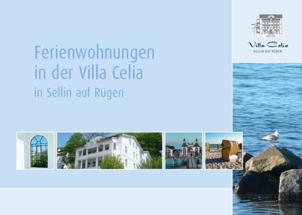 Ferienwohnung Sellin Villa Celia Karte Seite 1